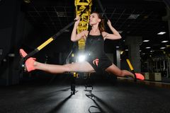 Split on trx royalty free stock photography