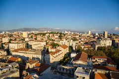 Split. View from bell tower9 Stock Photo