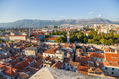 Split. View from bell tower14 Stock Images