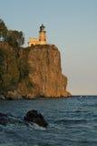 Splitrock Lighthouse 4. Split Rock Lighthouse overlooking Lake Superior Royalty Free Stock Images