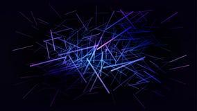 Splittra abstrakt bakgrund för modellen vektor illustrationer
