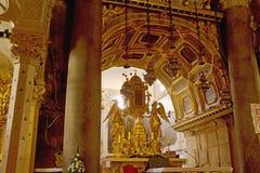 Splittring - slott av kejsaren Diocletian Royaltyfria Foton