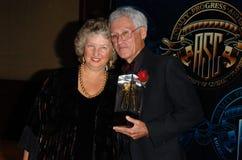 społeczeństwo osiągnięcia amerykański rocznik nagradza centu operator filmowy przyjaciela hyatt omeny odrewniały znakomity regency Obraz Royalty Free
