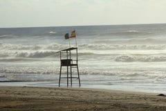 Społeczeństwo plaża w Bejrut, Liban Fotografia Stock
