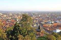 Społeczność miejska Graz Fotografia Stock