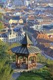 Społeczność miejska Graz Fotografia Royalty Free
