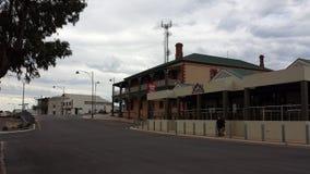 Społeczność miejska Smugowaty Podpalany Południowy Australia, Australia zdjęcie royalty free