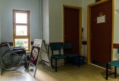 Społeczności kliniki wnętrze Fotografia Royalty Free