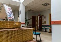 Społeczności kliniki wnętrze Obraz Stock