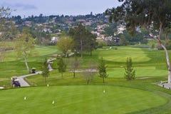społeczności kursu golfa emerytura Zdjęcie Royalty Free