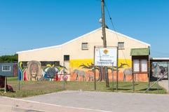 Społeczności sala w Rheenendal Zdjęcie Stock