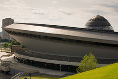 Spodek - sports and concert hall Royalty Free Stock Images