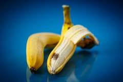 Spoiled banana Royalty Free Stock Photo
