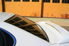 spoiler αυτοκινήτων Στοκ φωτογραφίες με δικαίωμα ελεύθερης χρήσης