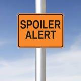 Spoiler Alert Royalty Free Stock Images