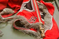 Spoils of war Stock Image
