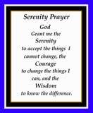 Spokój modlitwa Zdjęcia Stock