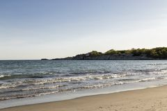 Spokój morze Zdjęcia Royalty Free