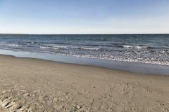 Spokój morze Zdjęcie Stock