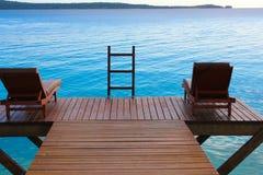 spokój Vanuatu Fotografia Stock
