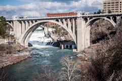 Spokane Ουάσιγκτον Στοκ Φωτογραφίες
