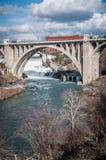 Spokane Вашингтон стоковое фото