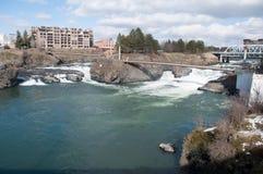 Spokane Вашингтон стоковое изображение rf