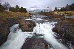 Spokane Falls Stock Images