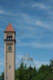 Spokane pawilon i Obrazy Stock