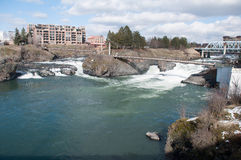 Spokane Washington Lizenzfreies Stockbild
