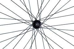 Spoke of mountain bike Royalty Free Stock Image
