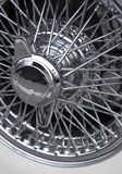 Spoke wheel Royalty Free Stock Photo