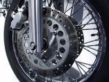 Spoked Wheel Stock Image