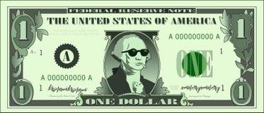 spoko 02 dolarowy George Zdjęcia Royalty Free