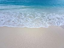 Spokojna plaża Zdjęcie Stock