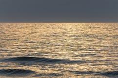 Morze i niebo Zdjęcie Stock