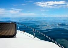 spokojne morze Zdjęcia Stock