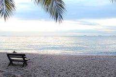 Spokojne plaże Zdjęcie Royalty Free