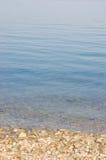 Spokojnego morza tło zdjęcie royalty free