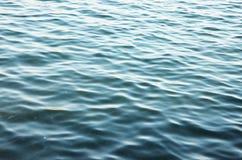 Spokojnego morza tekstura Obrazy Stock