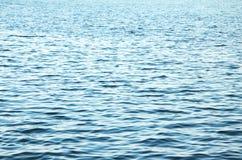 Spokojnego morza tekstura Obraz Stock