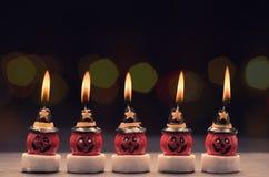 spokojnie redaguje noc Halloween obrazu wektora Fotografia Royalty Free
