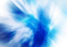 Spokojny abstrakcjonistyczny tło niebieskie niebo Zdjęcie Stock