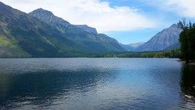 Spokojny jezioro Zdjęcie Stock