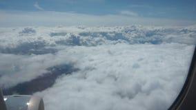 Spokojny latanie zdjęcie wideo