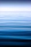 spokojny morze Zdjęcia Royalty Free