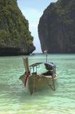 spokojny plażowy Thailand Zdjęcie Royalty Free