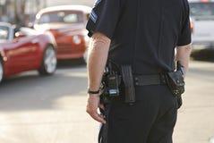 Spola di traffico Immagine Stock Libera da Diritti