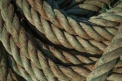 Spole av repet Arkivbild