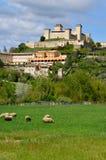Spoleto royalty free stock image